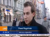 Łódzkie Wiadomości Dnia, Paweł Rogaliński