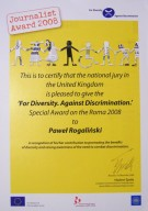 For diversity Against discrimination