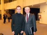 Herman Van Rompuy. Pawel Rogalinski