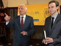 Jerzy Buzek, Paweł Rogaliński