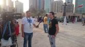 Pawel Rogalinski, Abu Dhabi TV