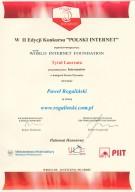 Polski Internet 2012, strona prywatna