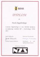 Studencki Nobel 2011, Laureat Regionalny