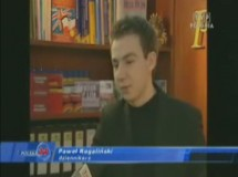 TVP Polonia, Paweł Rogaliński