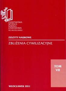 Zbliżenia Cywilizacyjne Tom VII, Paweł Rogaliński